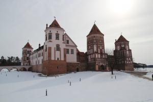 Mir Castle Complex Tour - Unesco World Heritage Packages