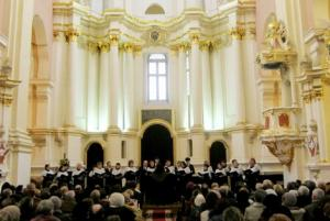 International Festival Of Early And Modern Chamber Music (st. Sophia Cathedral, Polotsk)